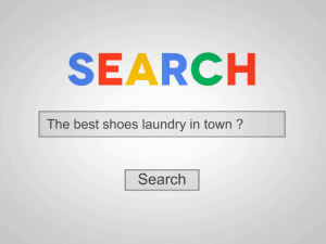 Google Search – Logo Result