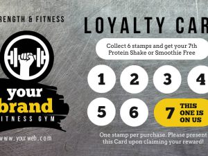 Loyalty Card No 2