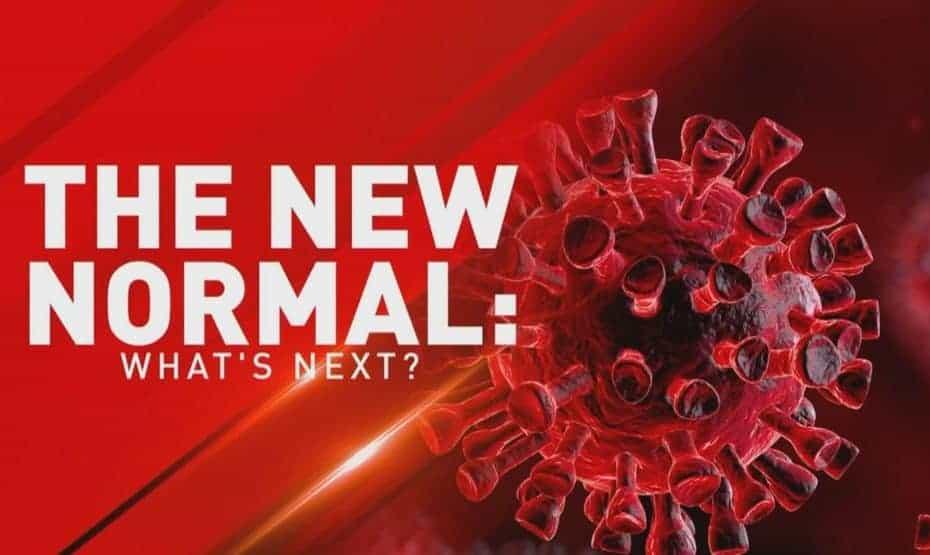 The new normal pada bisnis anda